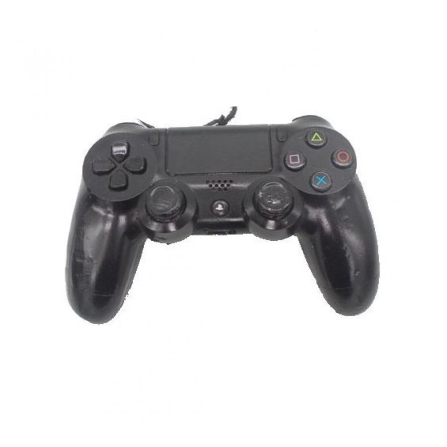 Χειροποίητη Λαμπάδα Χειριστήριο PS4 Μαύρο (K3892)